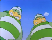Sledge Bros cartoon
