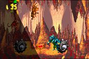 DKCGBA Screenshot Glühbirnen Drama