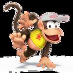 SSB4 Sprite Diddy Kong 1.png