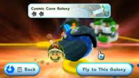 Cosmic Cove Galaxy