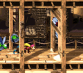 DKC3 Screenshot Türen-Allüren 4