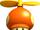 Champignon hélice