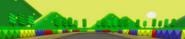 Circuit Mario 3 - MKWii (bannière)