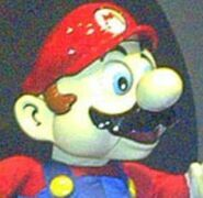 The Puppet being used at E3 1998 or E3 2001