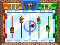 Hockey-Duell