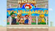 Mario Power Tennis - All Character Trophy Celebrations (HD) 2-46 screenshot