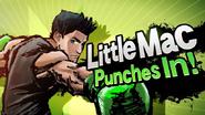 SSB4 Screenshot Charakter-Einführung Little Mac