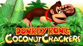 Donkey Kong Coconut Crackers