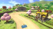 Animal Crossing - MK8 (printemps)