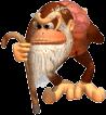 DK2NGC Sprite Cranky Kong.png