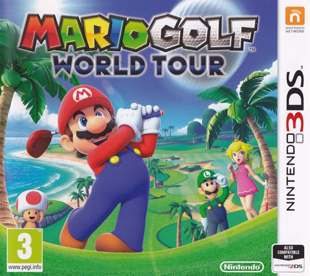 Mario Golf: World Tour/Galerie