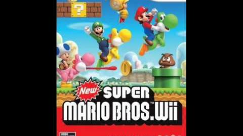 New Super Mario Brothers Wii Music - Bowser Battle