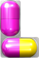 DRL Artwork Megavitamin 6