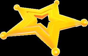 Super anneau étoile