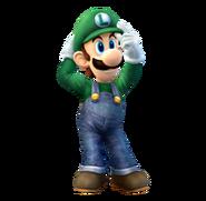 SSBB Sprite Luigi