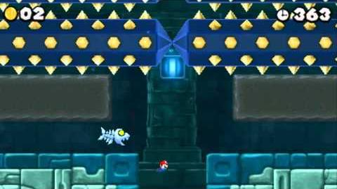 New Super Mario Bros 2 World 3