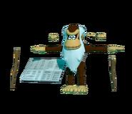 Cranky Kong (modele source)