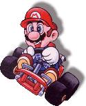 SMK Artwork Mario