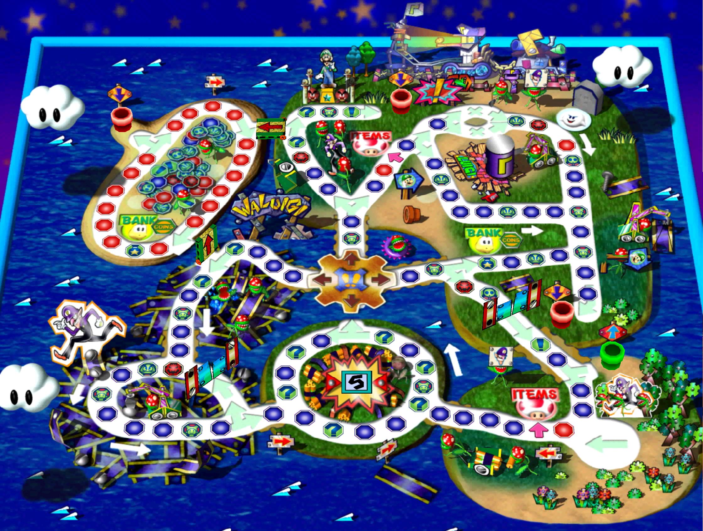 Waluigi S Island Mariowiki Fandom