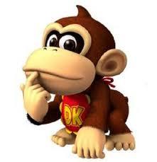 Bebe Donkey Kong
