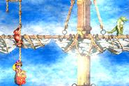 DKC2GBA Screenshot Schlotter-Mast 2