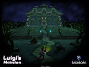 Luigi's Mansion LM