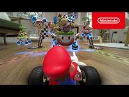 Mario Kart Live- Home Circuit – Veröffentlichungstrailer (Nintendo Switch)