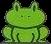 Costume grenouille