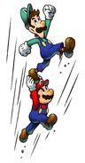 M&L Artwork Mario & Luigi 5