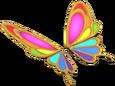 MKT Sprite Prisma-Schmetterling