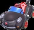 MKT Sprite Schwarzes Katzen-Cabrio