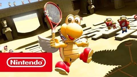 Mario Tennis Aces - Paratroopa (Nintendo Switch)