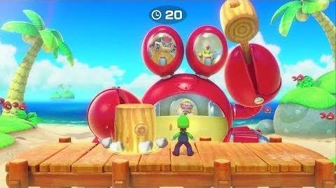 Super Mario Party - Smash and Crab