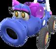 MKT Sprite Blauer Birdo-Turbo