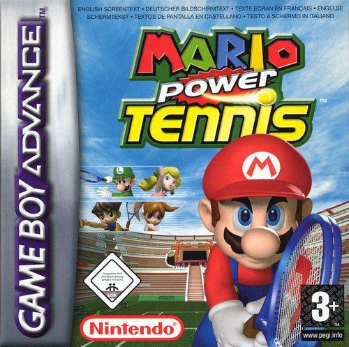 Mario Power Tennis (Game Boy Advance)