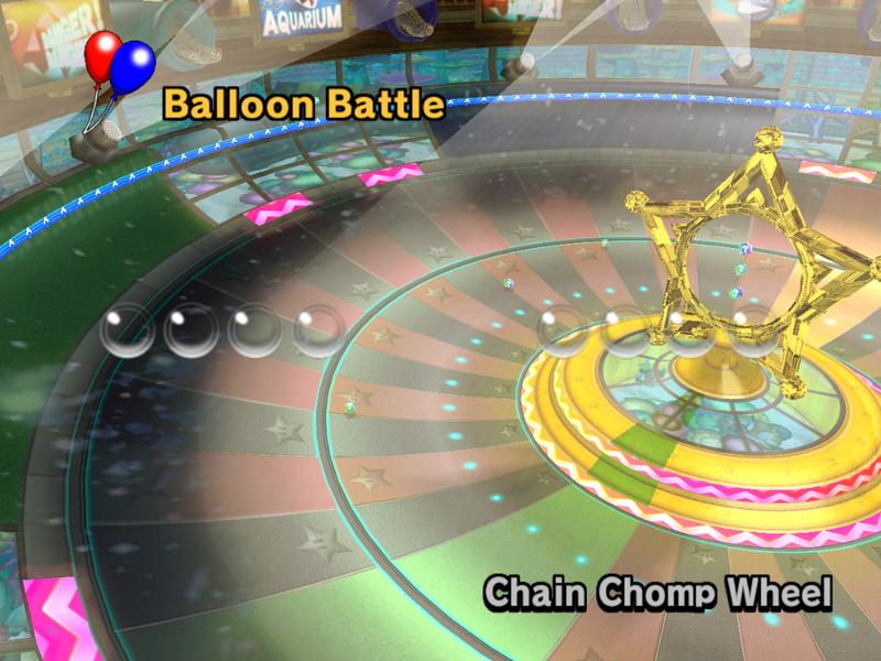 Roulette Chomp