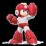 SSB4 Sprite Mega Man 1