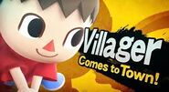 Villager from animal crossing