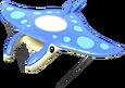 MKT Sprite Blubberblau-Mantagleiter