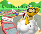 MKT Sprite SNES Marios Piste 2 T