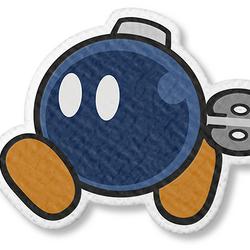 Bob-omb (Paper Mario: The Origami King)