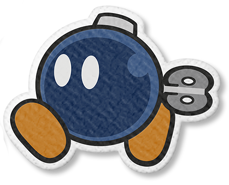 Bob-omb (Paper Mario: The Origami King)