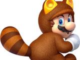 Mario tanuki