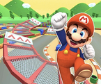 MKT Sprite SNES Marios Piste 2 T 4