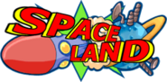 MP2 Space Land Logo