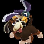 SSB4 Sprite Duck Hunt Duo 1