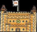 Château de Mario - Kodansha manga