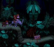 End of Level - Jungle Hijinxs - Donkey Kong Country