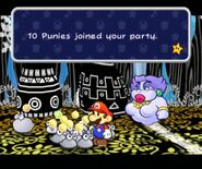 Ten Punies Joined Temporary Party PMTTYD