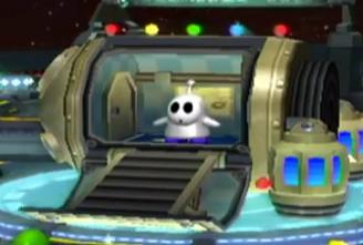 Captain Shy Guy